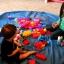 ถุงรูดเก็บของเล่น+แผ่นรองนั่งเล่น 2 in 1 Toys Fast Pouch Pad thumbnail 6