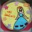 เค้กเจ้าหญิง (Angel design Cake) thumbnail 2