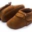 รองเท้าเด็กหนังผ้านิ่มแต่งพู่ สไตล์เด็กยุโรป ROMIRUS สำหรับเด็กวัย 0-18 เดือน thumbnail 23