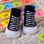 ถุงเท้าเด็กอ่อน 0-12 เดือน พิมพ์ลายรองเท้าผ้าใบ พื้นมีกันลื่น thumbnail 10