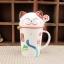แก้วเซรามิคแมวกวัก <พร้อมส่ง> thumbnail 11
