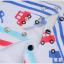 ผ้าซับน้ำลายสามเหลี่ยม ผ้ากันเปื้อนเด็ก / เซตหมีเคโระ (3 ผืน/เซต) thumbnail 3