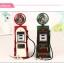 กล่องดนตรีปั๊มน้ำมัน Retro fuel pump music box thumbnail 3