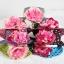 หมวกปีกเด็กหญิงลายจุด ติดดอกไม้ใหญ่ สำหรับเด็กวัย 2-5 ขวบ thumbnail 8