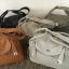 กระเป๋าหนังแท้100% Genuine Coated Leather Togo - Style Lindy 26 Silver material thumbnail 21