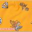 AP227••เซตหมวก+ผ้ากันเปื้อน•• / ดวงตา [สีชมพูเข้ม] thumbnail 6
