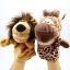 ตุ๊กตาหุ่นมือสิงโต หัวใหญ่ ขนนุ่มนิ่ม สวมขยับปากได้ thumbnail 4