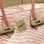 กระเป๋าทรงยอดฮิต สไตล์Birkin Crocodile Striped bag with accessories Available thumbnail 8