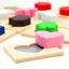ของเล่นไม้เสริมพัฒนาการ กล่องไม้ปริศนา เล่นทายจากการสัมผัส Touch & Guess thumbnail 11