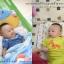 [แพค 5 ตัว] ชุดบอดี้สูทแขนสั้น เด็กชายวัย 0-3/3-6/6-9/9-12/12-18/18-24 เดือน thumbnail 10