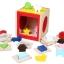 ของเล่นไม้เสริมพัฒนาการ กล่องไม้ปริศนา เล่นทายจากการสัมผัส Touch & Guess thumbnail 2
