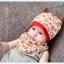 หมวกและผ้ากันเปื้อนเด็กอ่อนผ้ายืด ปีศาจน้อย thumbnail 7