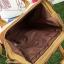 กระเป๋าเป้ Anello Polyurethane Leather Rucksack รุ่น Mini Two-Tone ใหม่ล่าสุด!!! ดังจนฉุดไม่อยู่ในหมู่วัยรุ่นของประเทศญี่ปุ่นมาแล้วคร้า... วัสดุหนัง pu หนังนิ่ม กันน้ำได้ ภายในมีช่องเล็ก 2 ช่อง เปิดปิดด้วยซิปคู่ ปากกระเป๋าเป็นโครงสะดวกต่อการหยิบจับของภายใ thumbnail 13