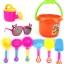 ของเล่นตักทรายครบชุด สีสันสดใส พร้อมแว่นตาไร้เลนส์สำหรับคุณหนู thumbnail 1