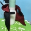 Spider เสื้อคลุมพ่อมด-แม่มด บ้านกริฟฟินดอร์ (แดง) ไซส์5 ***ลด-โลโก้ตีลังกา thumbnail 6