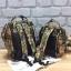 Anello x Legato Largo Botanical & Cat nylon Cap fasteners Backpack mini thumbnail 10