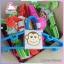 ไม้แขวนเสื้อเด็ก แพ็ค 6 ชิ้น ยกลัง (24 แพ็ค) รวม 144 ชิ้น โปรส่งฟรี thumbnail 1