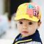 HT370••หมวกเด็ก•• / หมวกแก็ป STAR (สีเหลือง) thumbnail 1