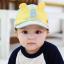 HT366••หมวกเด็ก•• / หมวกแก็ป Bubble (ปีกสีฟ้า) thumbnail 1