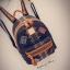 กระเป๋าเป้ JTXS Backpack D.I.Y high quality made in Hong Kong 2017...งานแท้นะคะ thumbnail 3