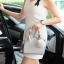 กระเป๋า KEEP saffiano leather Mini office bag สีเทา สวย น่ารัก ขนาดตอบทุกโจทย์การใช้งาน thumbnail 15