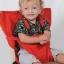 เก้าอี้ทานข้าวพกพาสำหรับเด็ก Sack'n Seat / MOTHERHUG thumbnail 8