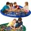 ถุงรูดเก็บของเล่น+แผ่นรองนั่งเล่น 2 in 1 Toys Fast Pouch Pad thumbnail 2