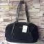 กระเป๋า MANGO NYLON HANDBAG สีดำ กระเป๋าผ้าไนล่อนเนื้อดีและหนา ทรงหมอน มาพร้อมสายสะพายยาว thumbnail 1