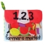 หนังสือผ้านับเลข 123 Farmers Market by JJOVCE thumbnail 4