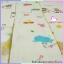 ผ้าเช็ดตัวสาลูญี่ปุ่น รังผึ้ง 8 ชั้น cotton 100% Size 16x32 นิ้ว แพ็ค 6 ผืน [คละ 3 ลาย] thumbnail 4