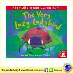 The Very Lazy Ladybird - Picture Book ad CD Set หนังสือนิทานพร้อมซีดีประกอบ เต่าทองจอมขี้เกียจ Jack Tickle