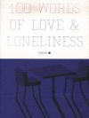 100 WORDS OF LOVE & LONELINESS (ปกอ่อน) [mr04]