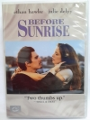 (DVD) Before Sunrise (1995) อ้อนตะวันให้หยุดเพื่อสองเรา