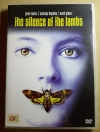 (DVD) The Silence of the Lambs (1991) อำมหิตไม่เงียบ (Hannibal Lecter Series #1)