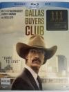 (Blu-Ray) Dallas Buyers Club (2013) ดัลลัส บายเออร์ส คลับ สอนโลกให้รู้จักกล้า (Combo Set Blu-ray + DVD)