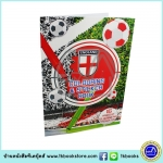 England Colouring And Sticker Book