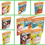 Read it yourself with Ladybird : Genie Street หนังสือส่งเสริมการอ่านด้วยตนเองของเลดี้เบิร์ด ซีรีย์ถนนจีนีย์