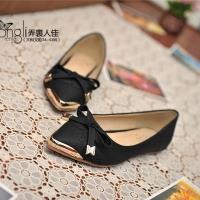 ** ไซส์ 40 ** รองเท้าส้นแบนหัวแหลม สีดำ แบบเก๋ งานเกาหลี สินค้าคุณภาพ รับประกันสินค้า ไม่พอใจยินดีคืนเงิน รองเท้าส้นแบนหัวแหลม พร้อมส่ง นำเข้าเกาหลี