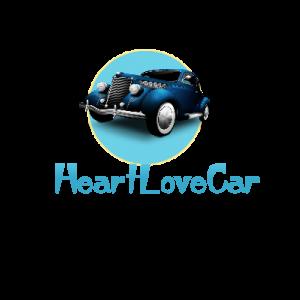 Heart Love Car