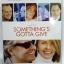 (DVD) Something's Gotta Give (2003) ซัมธิ้งส์ ก็อตตา กีฟ รักแท้ไม่มีวันแก่ thumbnail 1