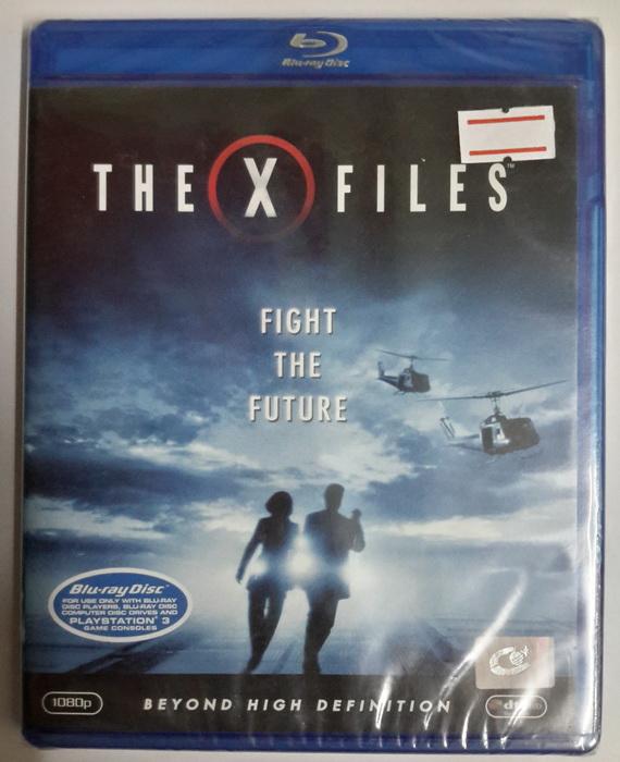(Blu-Ray) The X Files (1998) ดิ เอ๊กซ์ ไฟล์ มูฟวี่ (มีพากย์ไทย)