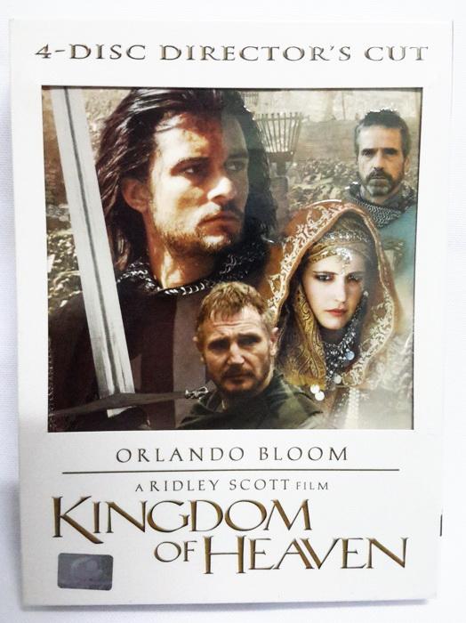 (DVD) Kingdom Of Heaven: 4-Disc Director's Cut (2005)