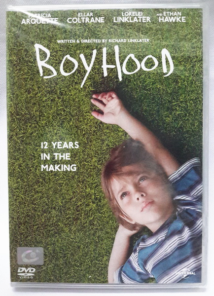 (DVD) Boyhood (2014) บอย ฮูด (มีพากย์ไทย)