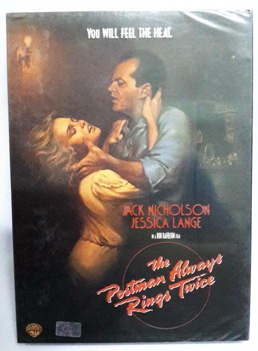(DVD) The Postman Always Rings Twice (1981) กอดมรณะ