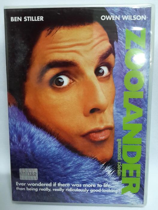 (DVD) Zoolander (2001) ซูแลนเดอร์ เว่อร์ซะ (มีพากย์ไทย)