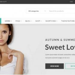 15 ไอเดียธีมร้านค้าออนไลน์สุดเก๋ สำหรับเวปไซต์ขายของออนไลน์บน WordPress Platform