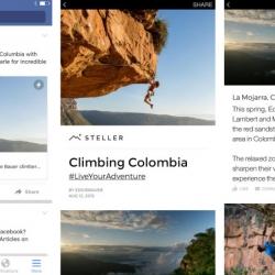 Facebook's Instant Article เพิ่ม ลูกเล่นให้กับเหล่า content creator / brand เล่าเรื่องราวผ่าน Steller ios app