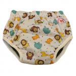 Day Pants size M -รุ่นชาโคล (Zoo-White)