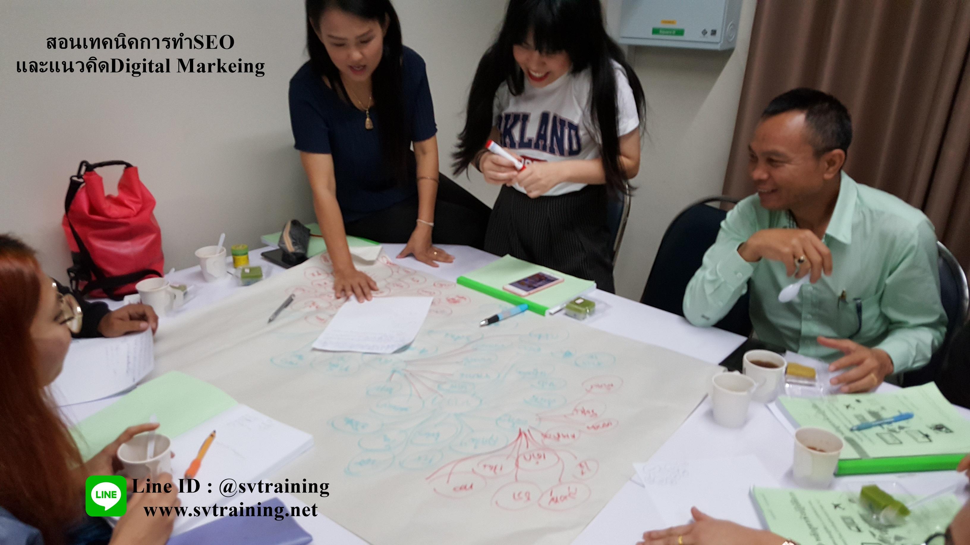 สัมมนาDigital Marketing Workshop สำหรับผู้ประกอบการ