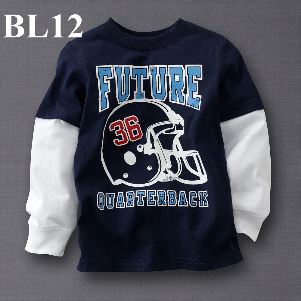(BL12) เสื้อแขนยาว ไซส์ 2T (ผ้าดีมาก หนา นิ่ม สำหรับเด็ก 2-3ขวบ)